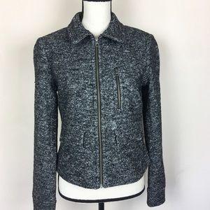 Loft Ann Taylor Full Zipper Jacket